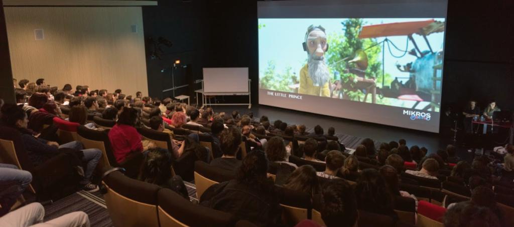 Meilleurs école de cinéma d'animation 3D à Montréal