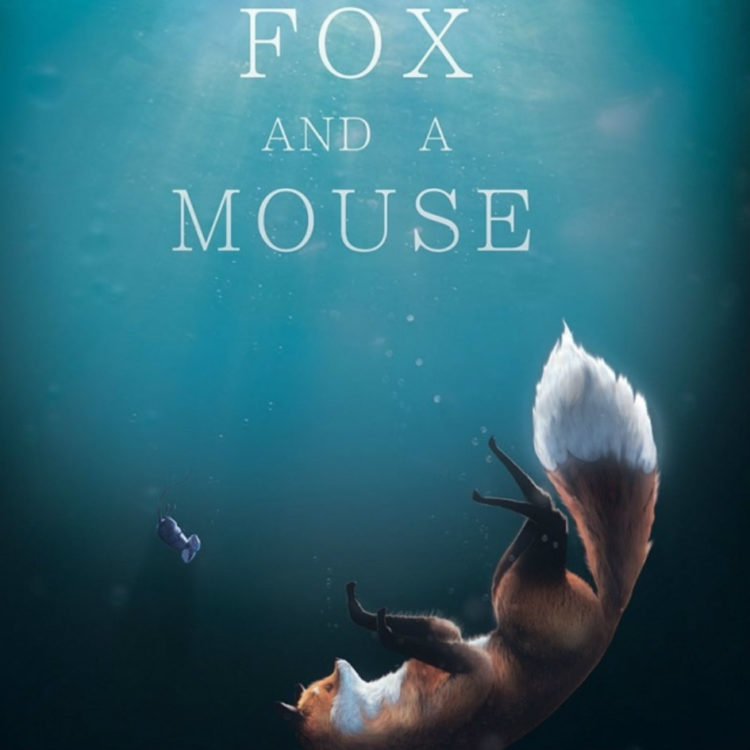 The Short Story of a Fox and a Mouse