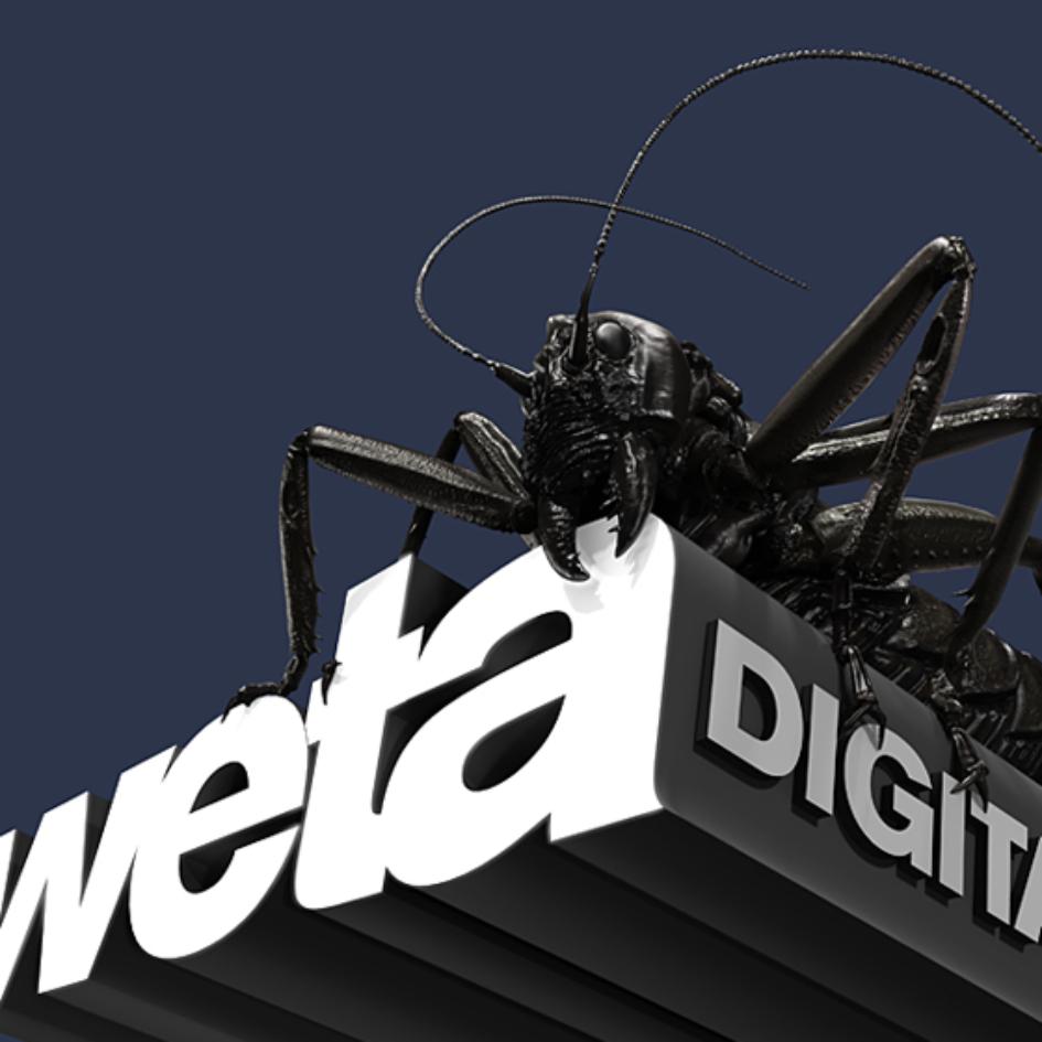 Garrick Rawlingson Animator, Weta Digital