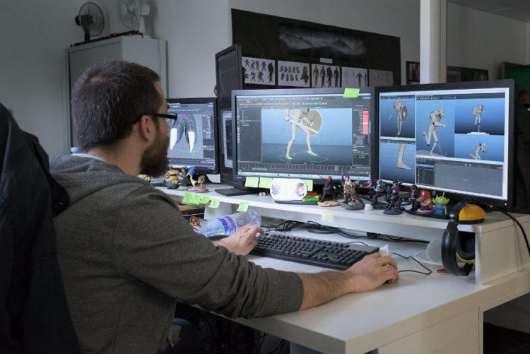 Become CG Animator