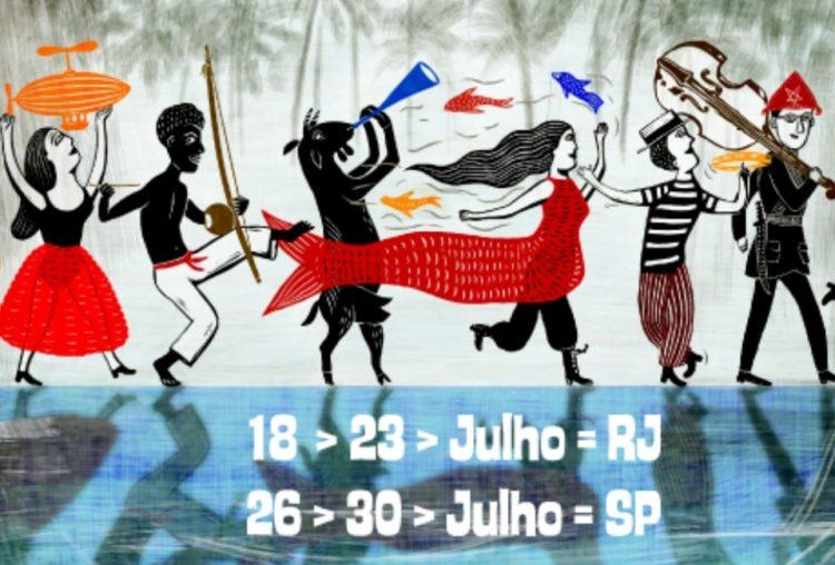 7 sélections ESMA au Anima Mundi Festival (Rio – Brésil)