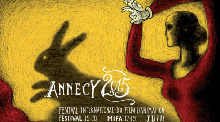 Festival d'Annecy 2015