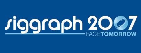 Un prix au Siggraph 2007