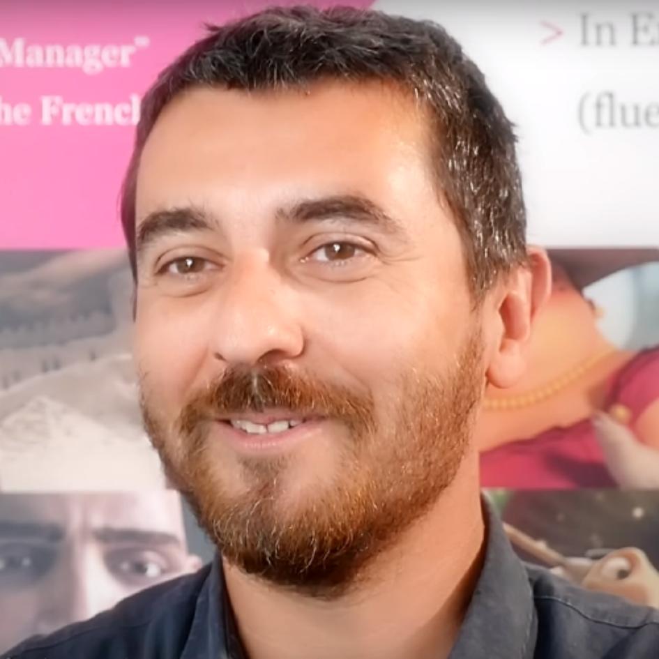 Sébastien Chort CG Supervisor, Blur