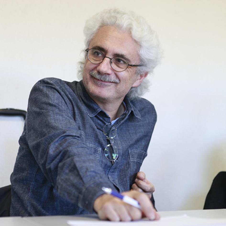 Kristof SERRAND - Directeur artistique Dreamworks