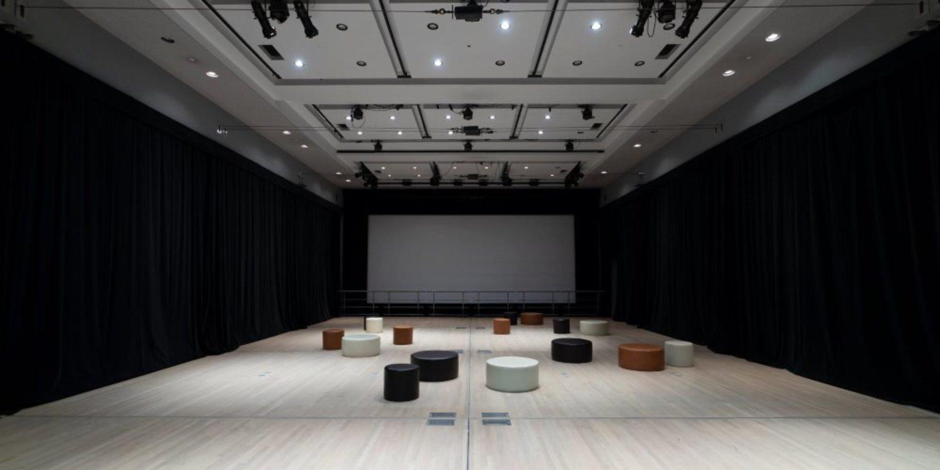 Cinéma ExCentris Montréal : salle de projection