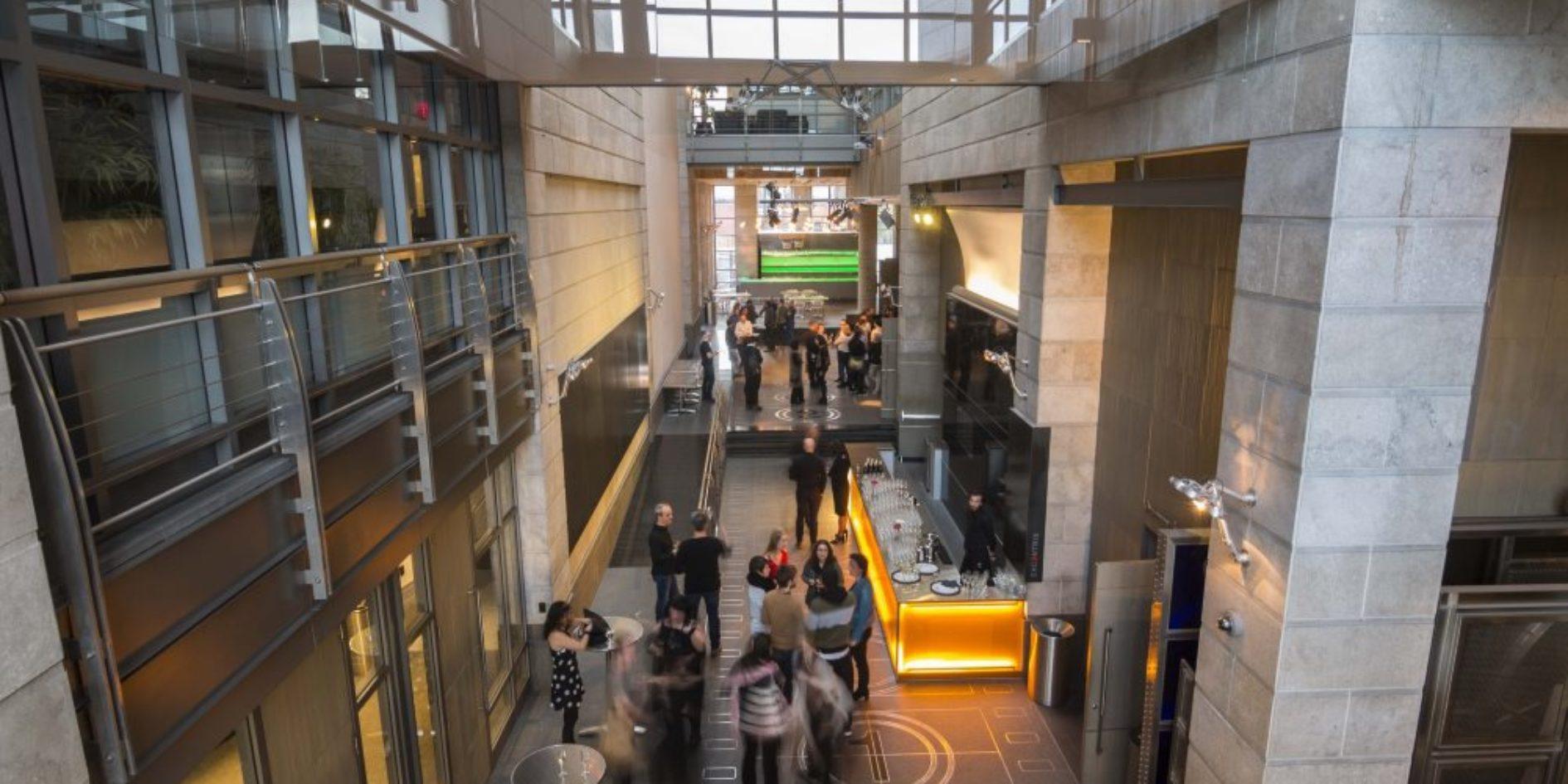 Hall Accueil Excentris Montréal