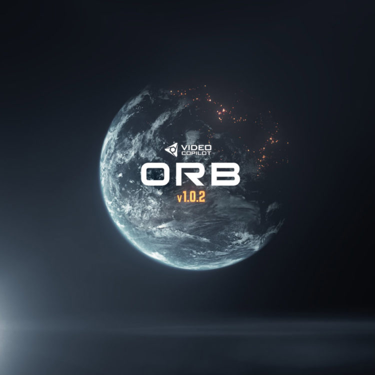 Orb, a free afterfx plugin to create realistic planets
