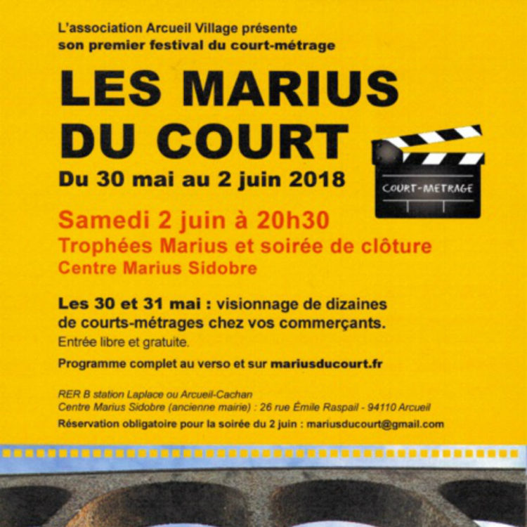 Made In France primé du Marius D'Or