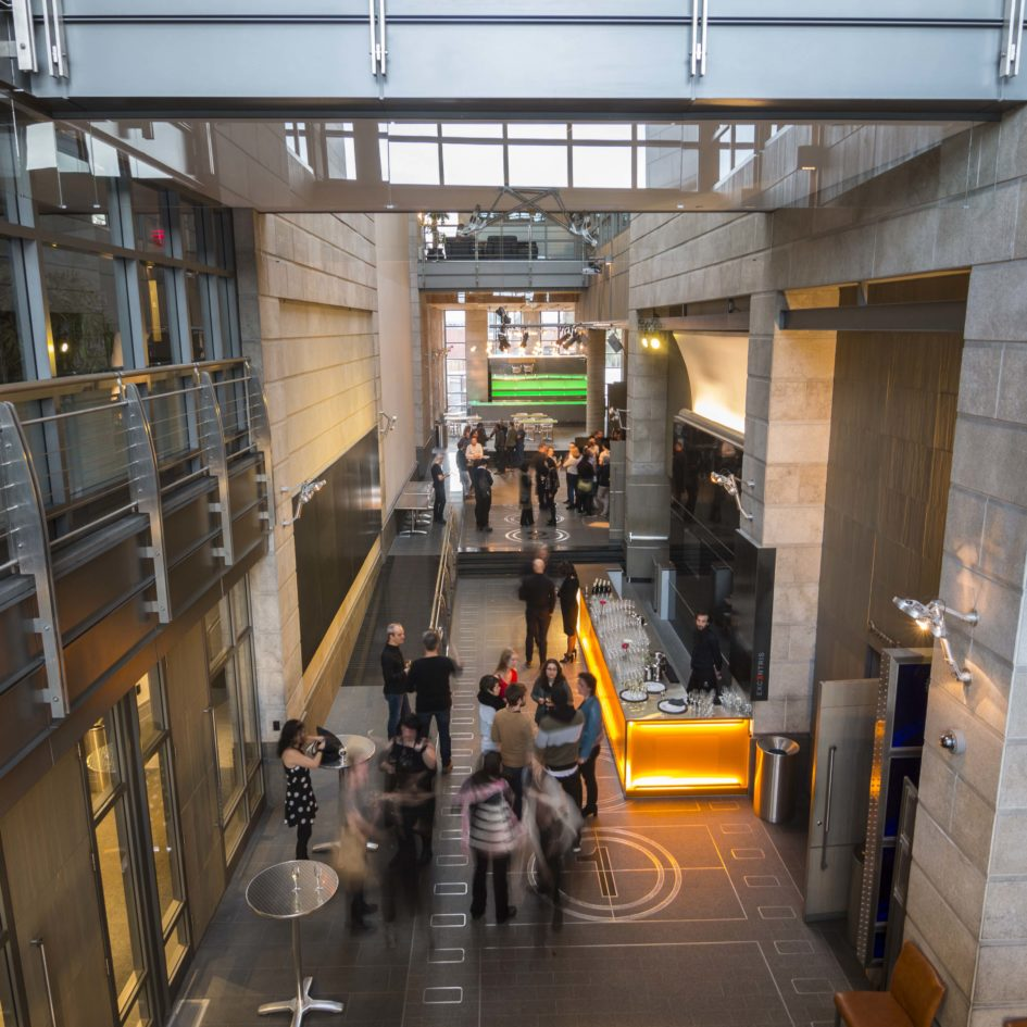 l'ESMA s'implante à l'EXCENTRIS - Montréal