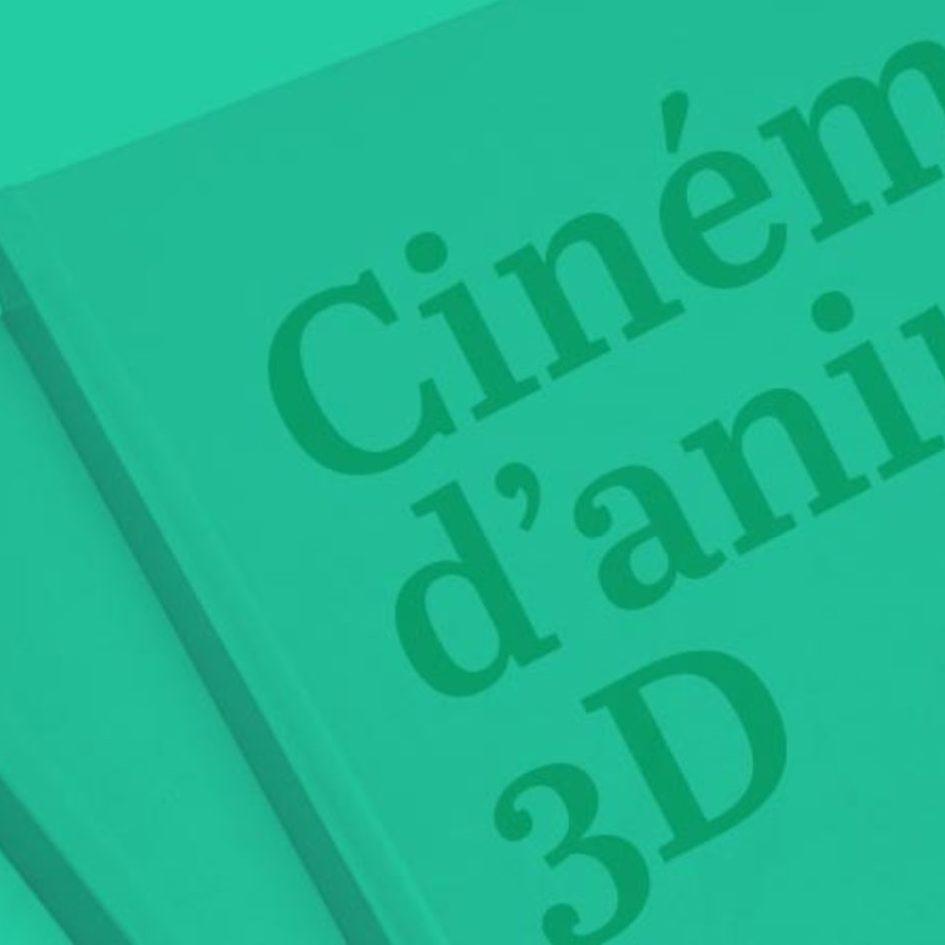 Brochure formation cinéma animation 3D
