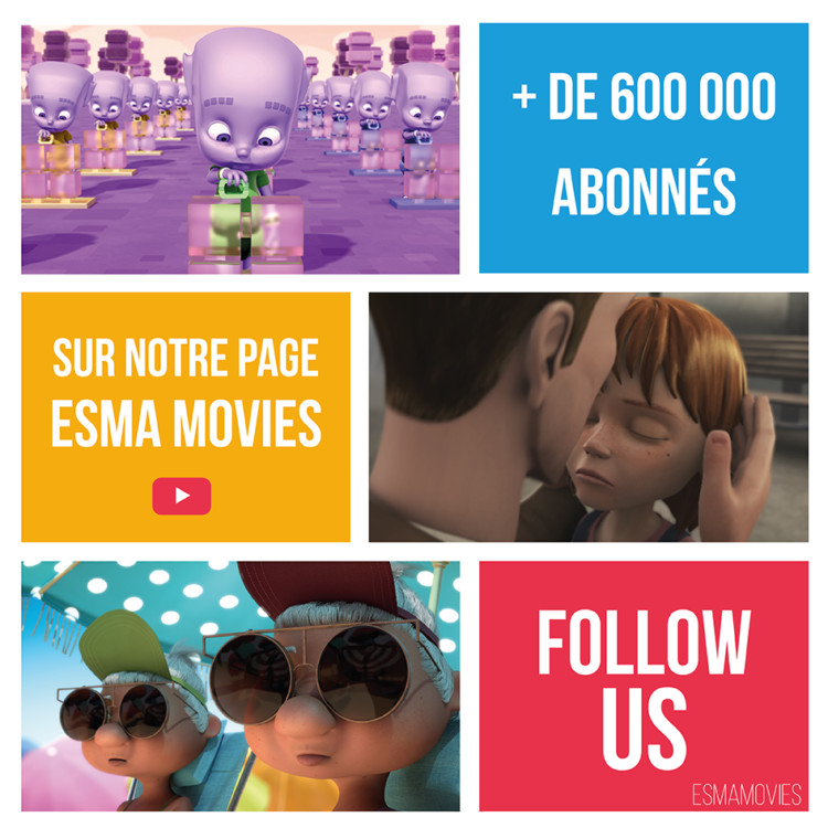 YouTube de l'ESMA : 600.000 abonnés