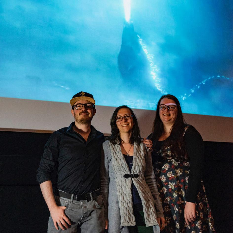 Karim Fradin, Elodie HOUARD et Manon MARCO