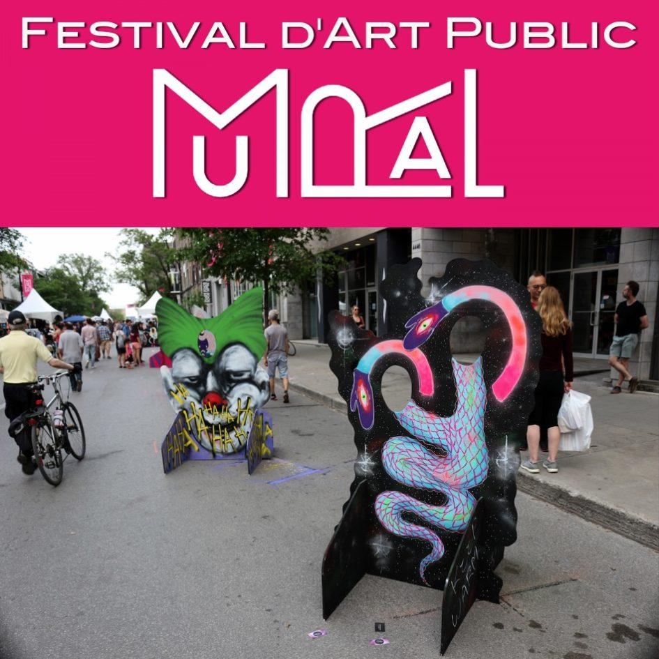 Festival Mural MOntréal 2019