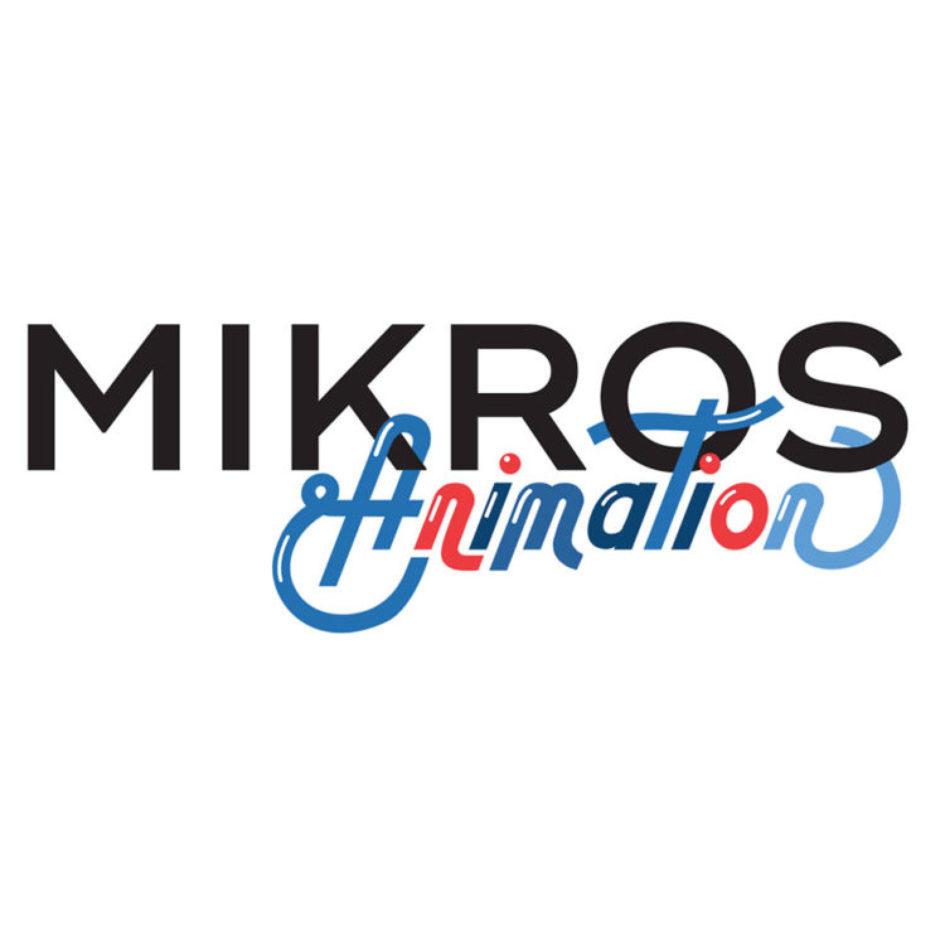 logo studio mikros animation