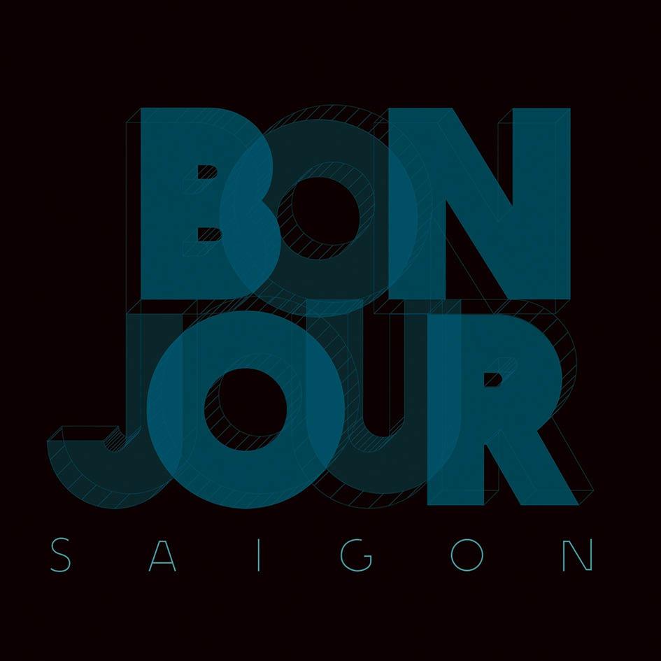 Logo studio bonjour saigon