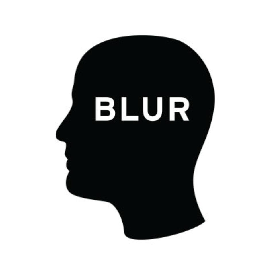 Logo studio blur