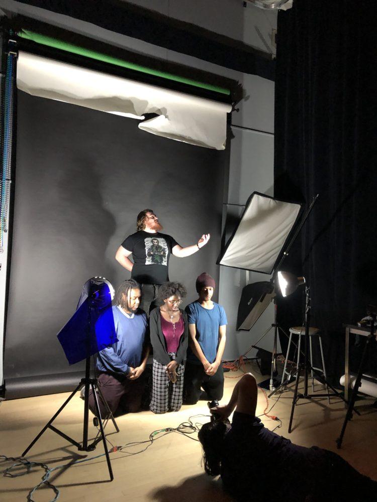 Le mystère et la foudre : cours de studio d'éclairage créatif des étudiants en Animation 3D