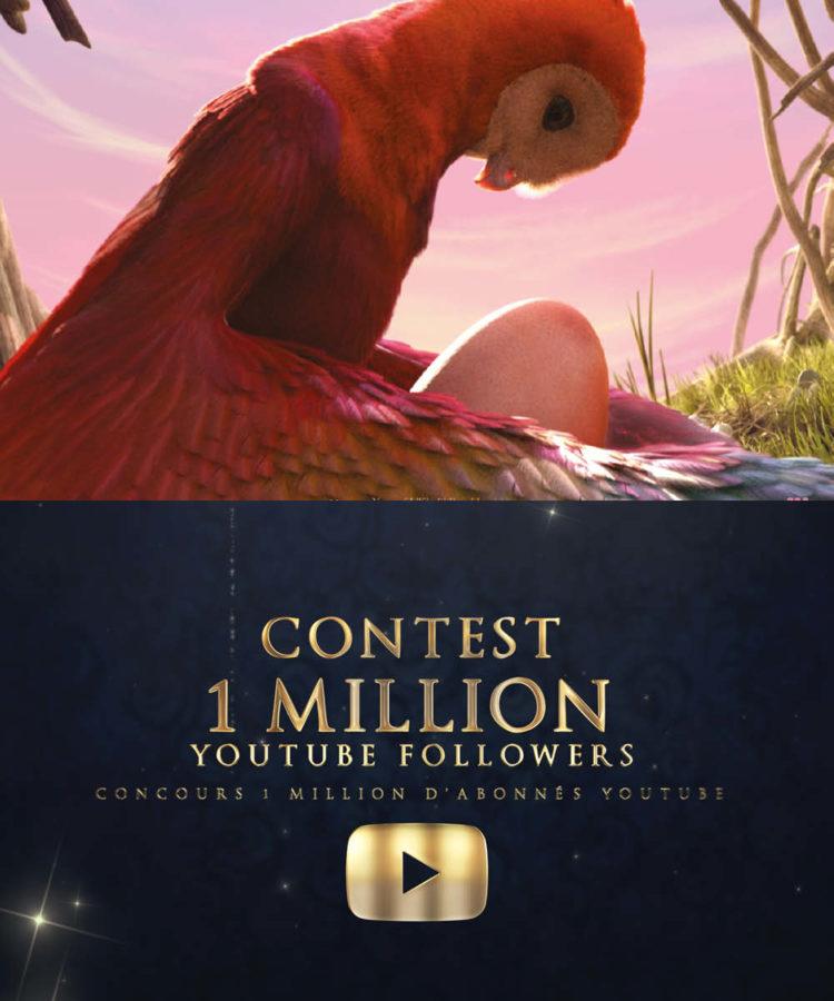 Dossier spécial 1 million abonnés Youtube : Rencontre avec les réalisateurs de Chimère