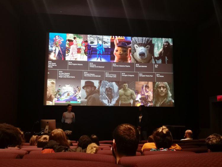Conférence de Framestore à l'ESMA Montréal !