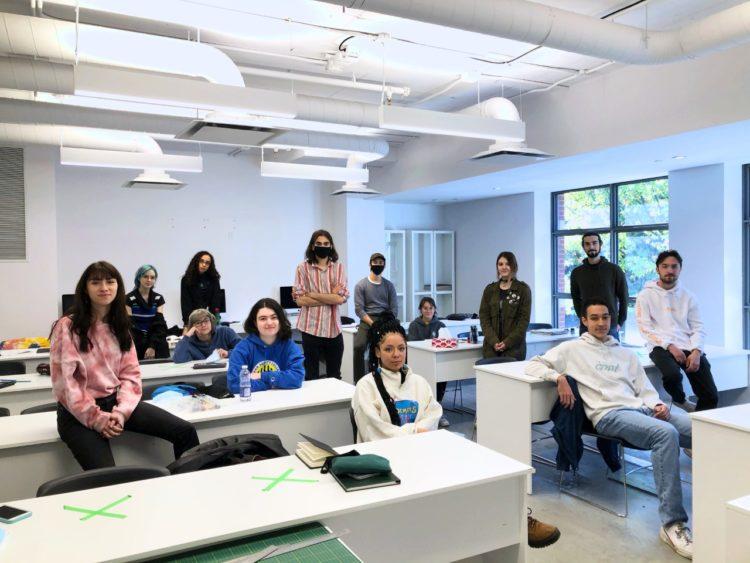 Bienvenue aux étudiant.e.s en Mise à Niveau Artistique (MANA) !